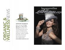 Herb Rich Tea featured in LNE & Spa January 2012