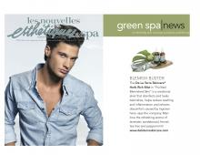 De La Terre Skincare featured in Green Spa News.