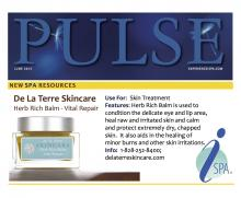 Herb Rich Balm featured in June 2012 Pulse Magazine