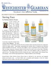 Sun Diffuser in the March Issue of Westchester Guardian