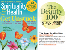 Spiritually & Health Magazine